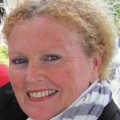 Robin Pike, BA, MA, RSW